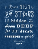 Reach High For Starts Prints by Veruca Salt