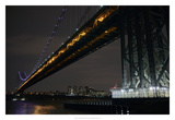 George Washington Bridge IV Posters by James McLoughlin
