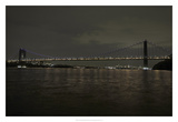 George Washington Bridge III Print by James McLoughlin
