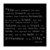 Trust Quote Prints by Veruca Salt