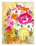 Flower Array II Prints by Julia Minasian