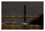 George Washington Bridge II Prints by James McLoughlin