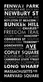 Boston Cities II Prints by Veruca Salt