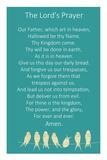 The Lord's Prayer Art by Veruca Salt