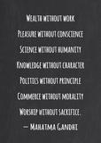 Knowledge Without Character Affiches par Veruca Salt
