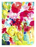 Flower Array I Prints by Julia Minasian