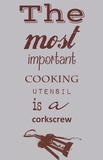 The Most Important Cooking Utensil Prints by Veruca Salt