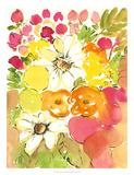 Flower Array III Posters by Julia Minasian
