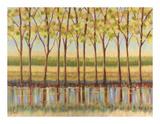 Libby Smart - Reflections Along the River - Giclee Baskı
