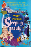 Walt Disney: Sleeping Beauty- One Sheet Prints