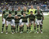 Mls: San Jose Earthquakes at Portland Timbers Photo by Troy Wayrynen