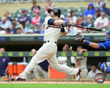 Brian Dozier 2016 Action Photo