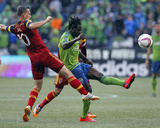 Mls: Real Salt Lake at Seattle Sounders FC Photo by Joe Nicholson