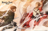 Attack On Titan- Misty Shift Posters