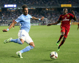 Mls: Real Salt Lake at New York City FC Photo af Brad Penner