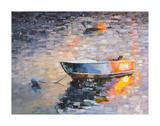 Boat XXV Plakater af Kim McAninch