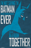 Batman - My Secret Identity Posters