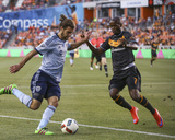 Mls: Sporting KC at Houston Dynamo Photo by Troy Taormina