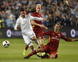 Mls: Real Salt Lake at Sporting KC Photo by Peter G Aiken