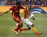 Mls: Houston Dynamo at Real Salt Lake Photo by Jeff Swinger