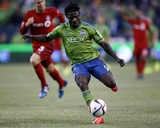 Mls: Toronto FC at Seattle Sounders FC Photo by Jennifer Nicholson