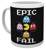 Pacman - Epic Fail Mug Tazza