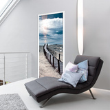 Pont Door Mural Wallpaper Mural