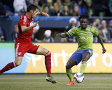 Mls: Playoffs-Fc Dallas at Seattle Sounders Photo by Jennifer Nicholson