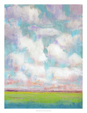 Clouds in Motion I Posters by Tim O'toole