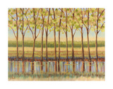 Reflections Along the River Posters av Libby Smart