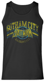 Tank Top: Batman- Gotham Basketball Tank Top