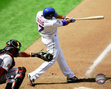 Fernando Tatis 2008 Action Photo