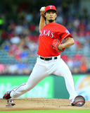 Yu Darvish 2016 Action Photo