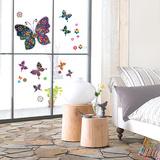 My Pretty Butterflies - Pencere Çıkartmaları