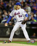 Noah Syndergaard 2016 Action Photo