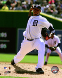 Edwin Jackson 2009 Action Photo