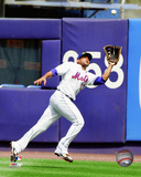 Fernando Tatis 2008 Fielding Action Photo