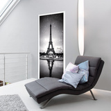 Tour Eiffel Door Mural Wallpaper Mural