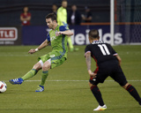 Mls: Seattle Sounders FC at D.C. United Photo af Geoff Burke
