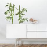 Bamboo Everywhere Wallstickers