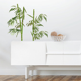Bamboo Everywhere Wall Decal