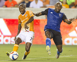 Mls: San Jose Earthquakes at Houston Dynamo Photo by Thomas B Shea