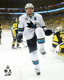 Logan Couture Goal Celebration Game 5 of the 2016 Stanley Cup Finals Photo