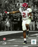 Derrick Henry University of Alabama Crimson Tide 2015 National Championship Game Touchdown Run Spot Photo