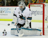 Martin Jones Game 5 of the 2016 Stanley Cup Finals Photo