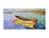 Boat XXII Kunst af Kim McAninch
