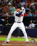 Freddie Freeman 2016 Action Photo