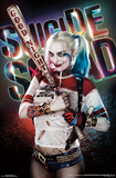 Suicide Squad - Good Night Print