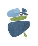 Standing Stone II Giclée-tryk af Rob Delamater