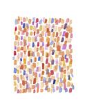 Series Rain No. II Prints by Louise van Terheijden